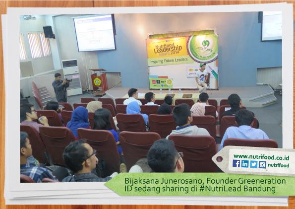 Bijaksana-Junerosano-Founder-Greeneration-ID-sedang-sharing-di-NutriLead-Bandung