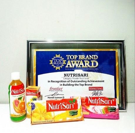 Top Brand Award - NS