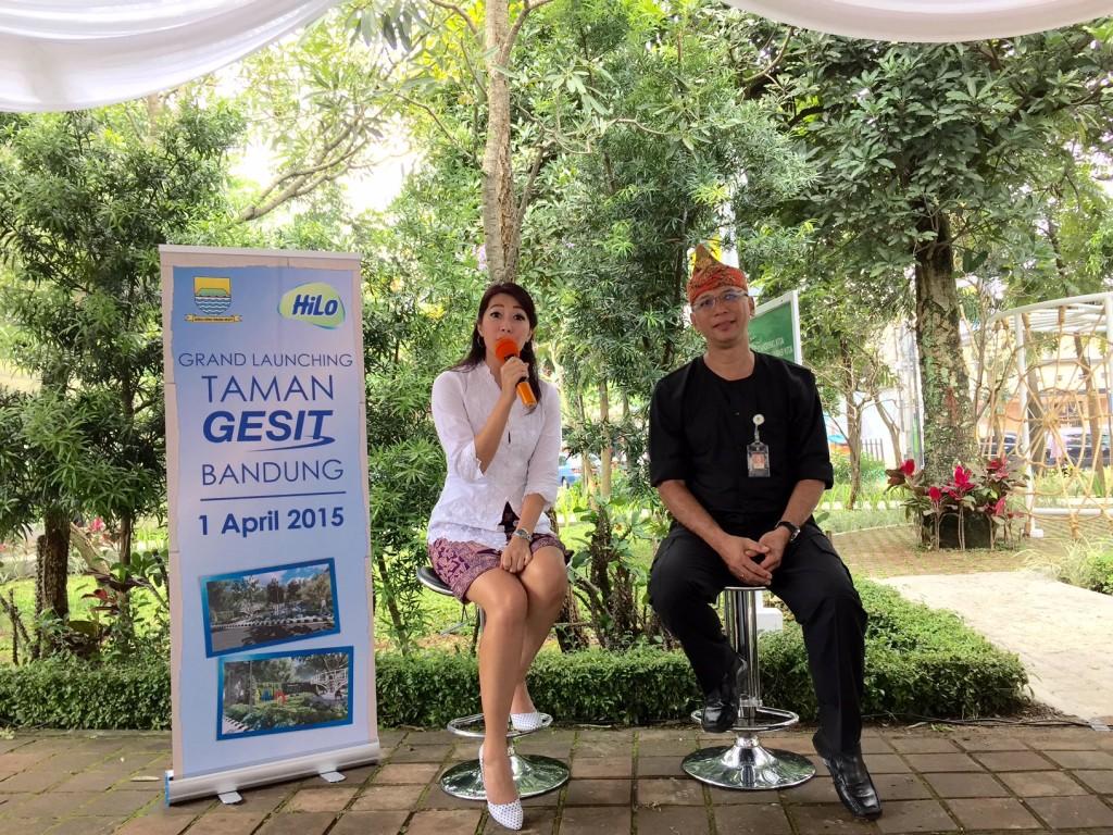 Launching Taman Gesit