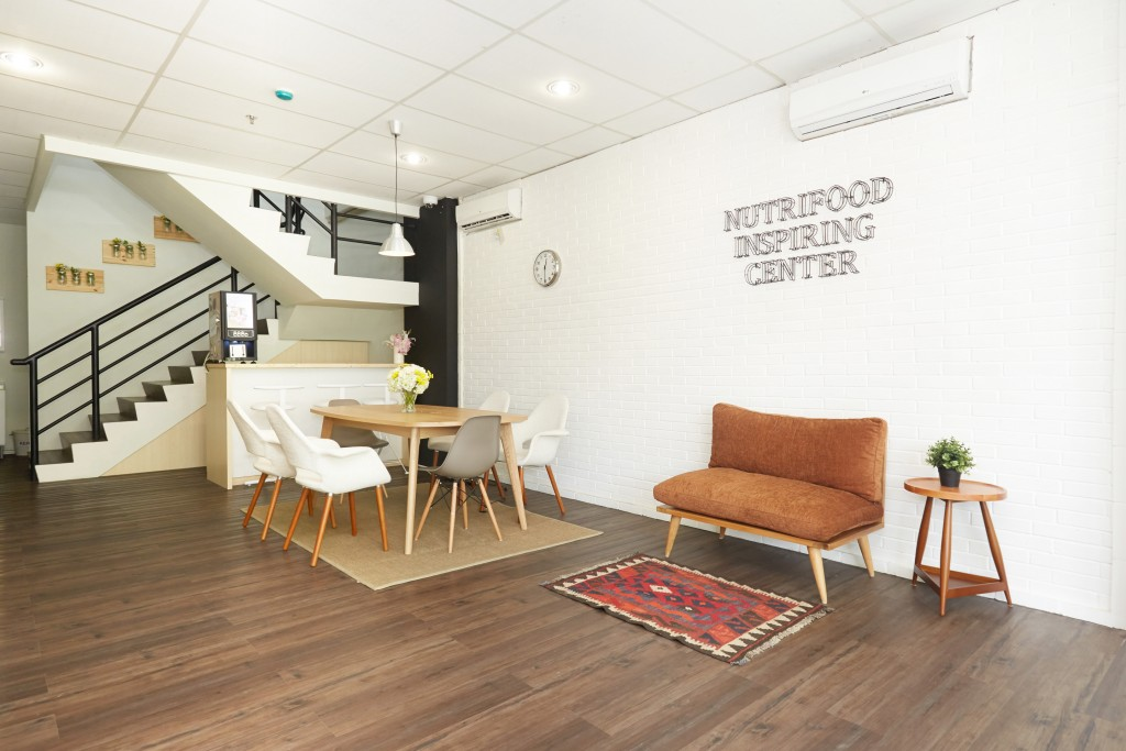 Lantai 1 Nutrifood Inspiring Center