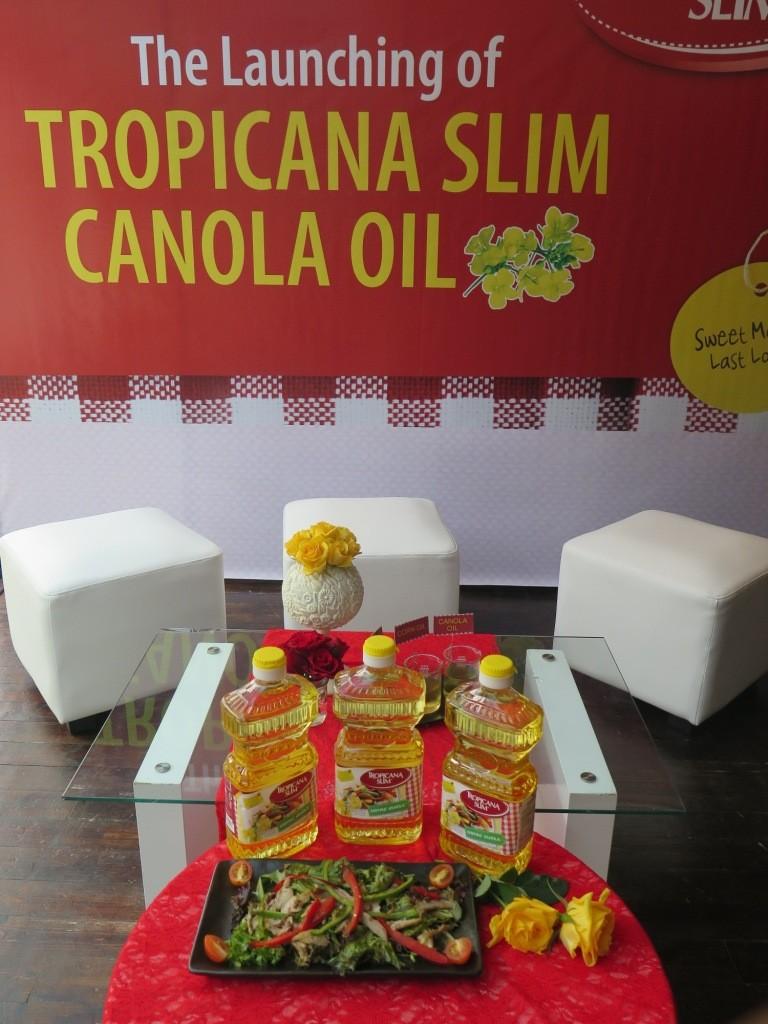 Packshot Produk TS Canola Oil