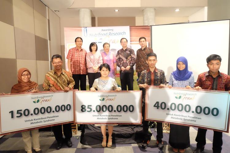 Pemenang NRC Grant