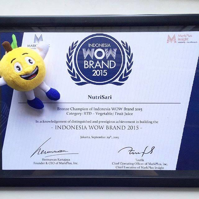 NutriSari Award
