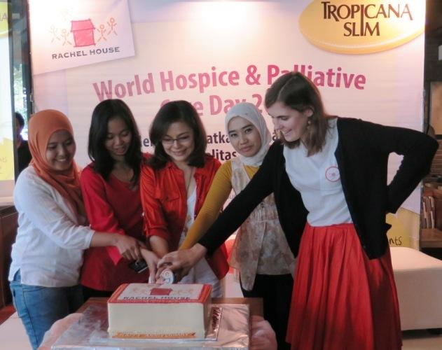 Selebrasi Perayaan 9 Tahun Yayasan Rumah Rachel