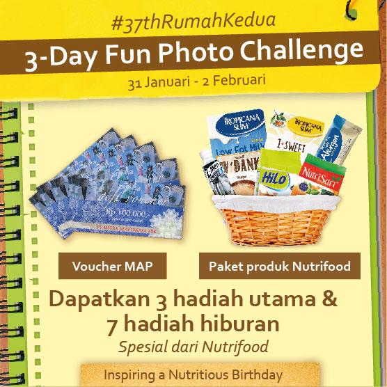 Instagram Info Kompetisi Nutritious Birthday
