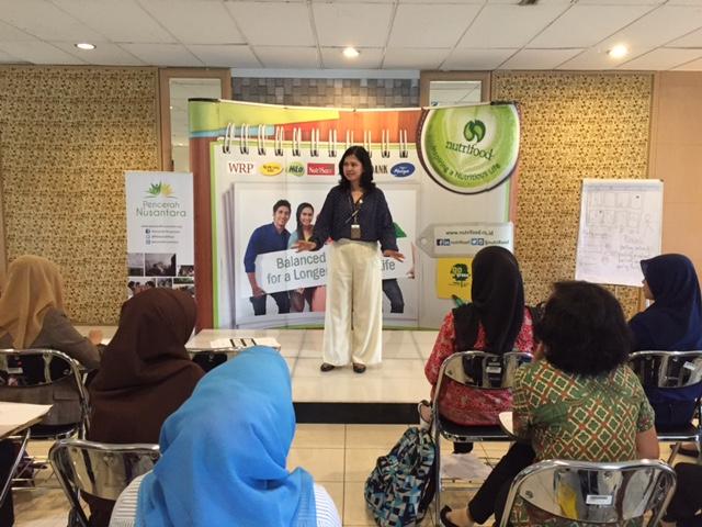 Pencerah Nusantara_Sambutan Ibu Diah Saminarsih