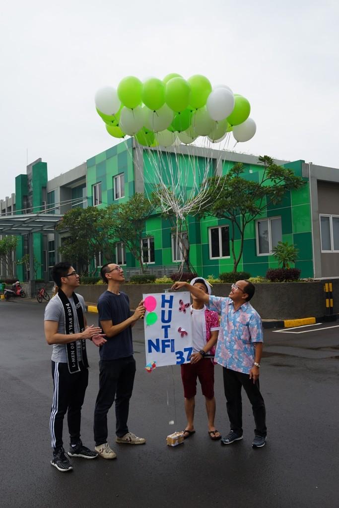 Selebrasi HUT NFI Plant Cibitung