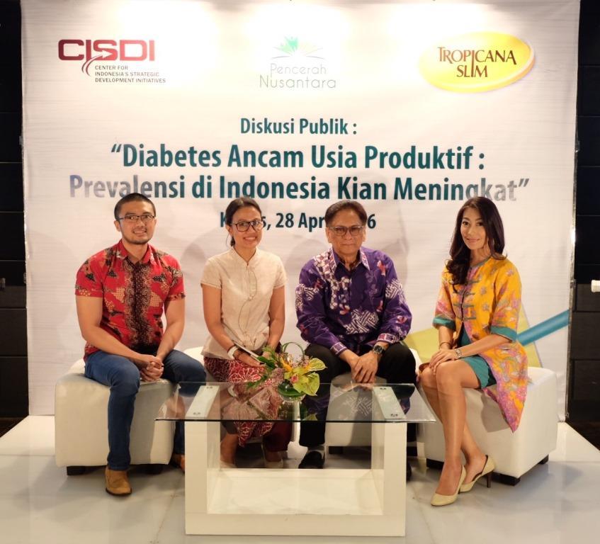 Diskusi Publik CISDI 28 April 2016 - Foto 1